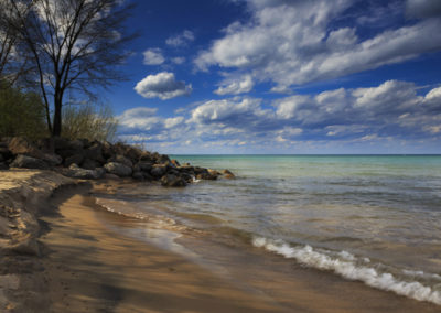 Evanston's Lighthouse Beach